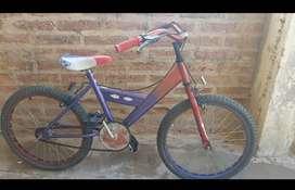 Vendo Bicicleta para niños, en buen estado!