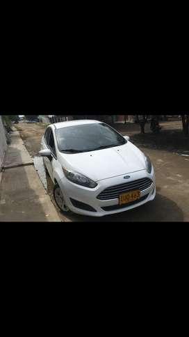 Vendo Ford Fiesta/Negociable