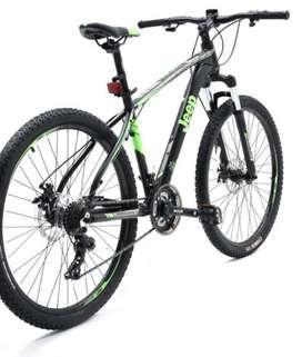 Vendos dos bicicletas JEEP