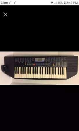 Organeta Yamaha psr78(piano)