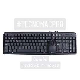 Combo teclado + mouse Dinax (OFERTA)