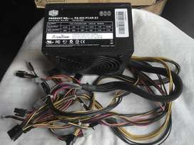 Fuente Cooler Master Extreme Power Plus 600w