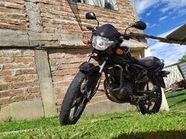 Moto Susuki modelo 2015