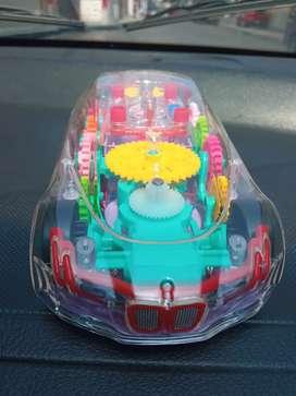 Vendo carrito con luz y musical nuevo x unidad o docena
