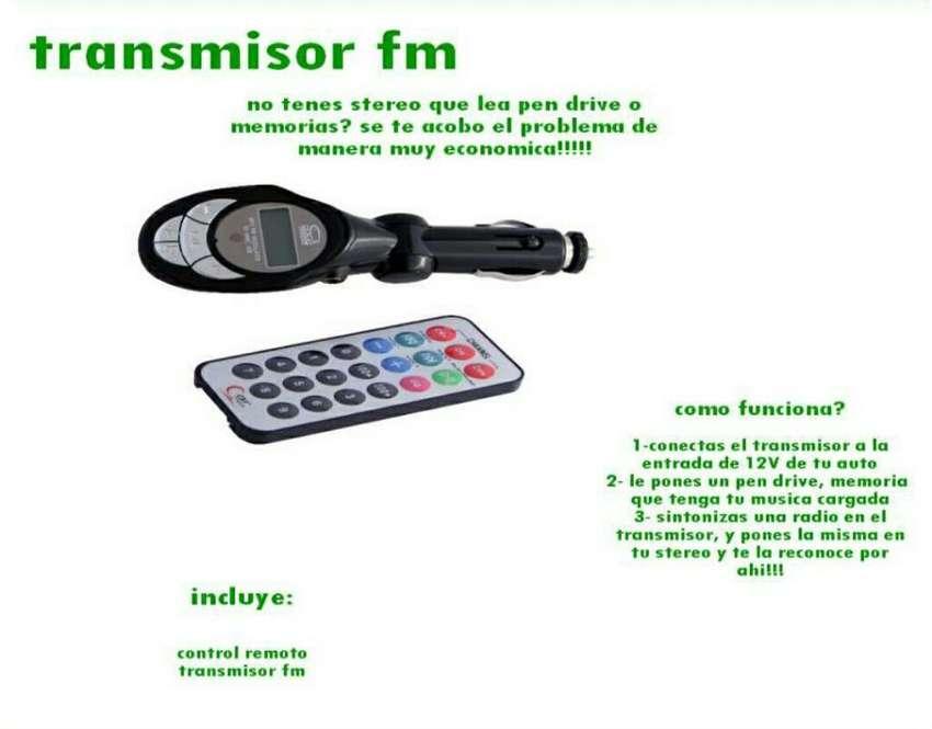 Reproductor Audio Fm Vehiculo 0