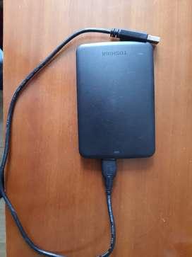 Disco duro 3.0 TOSHIBA de 1TB