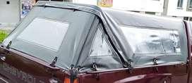 Carpa para camioneta Chevrolet Luv C/S