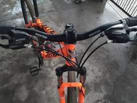 Bicicleta foxter 29