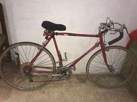 Bicicleta deportiva