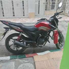 Cambio moto por cb 110