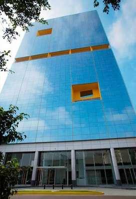 Vendo 3 pisos de oficinas con ingresos de Renta