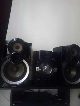 Full equipo de sonido