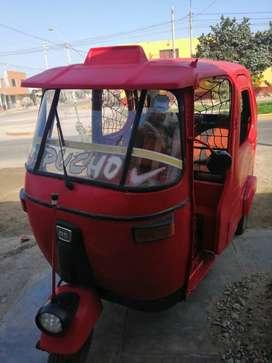 MOTOTAXI 4T A GAS AÑO 2012. MOTOR PERFECTO