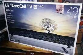 Smart Tv Lg Nanocell de 49 Pulgadas