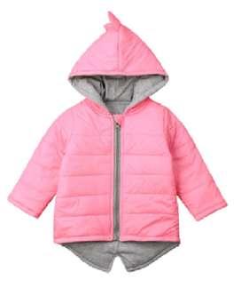 chaqueta acolchada niño - niña impermeable termica