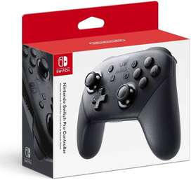 Control Pro Nintendo Switch Nuevo y Sellado ORIGINAL