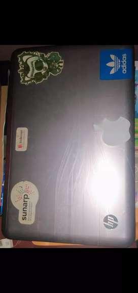 Vendo laptop HP DV6 usada 7/10 con lector de huella digital