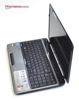 Notebook Toshiba Satelite L755