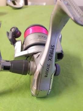 Reel Shimano Spirex 2000fb