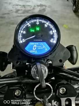 Vendo moto Daytona crucero 200