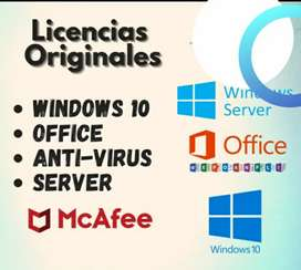 Licencias originales