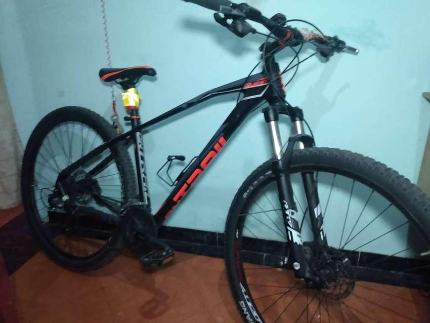 Vendo 2 bicicletas, Ontrail Quest Mod 2018 y bicicleta acero rin 26 0