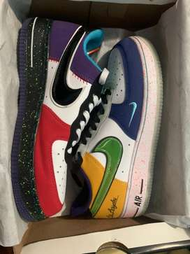 "Air force 1 ""What the La"""