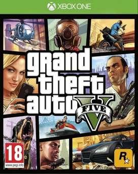 Gta 5 Grand Theft Auto 5 Xbox One, Físico (incluye Mapa)