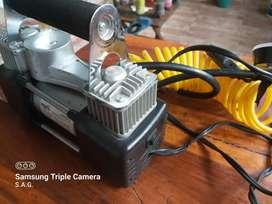 Compresor de aire mini eléctrico portátil Nisuta NSAC62 12V