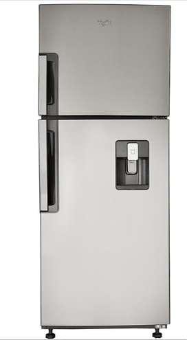 Refrigeradora Whirlpool No Frost 260 Litros - Usada
