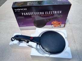 Panquequera eléctrica Winco