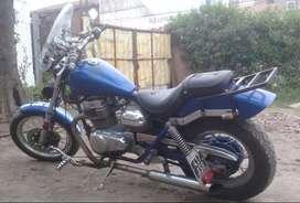 Honda Rebel 450cc