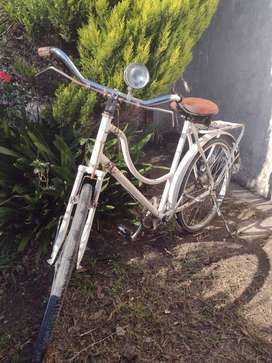 vendo bicicleta usada urgente