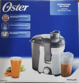 Extractor Oster Nuevo