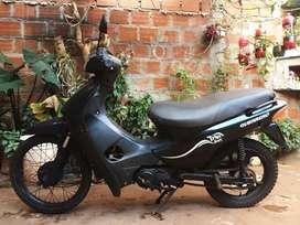 Vendo moto 110 recibo esmar tv y plata pido 46mil