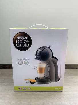 Máquina Cafetera Nescafe Dolce Gusto Mini Me - Negra