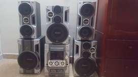 Venta equipo de sonido LG