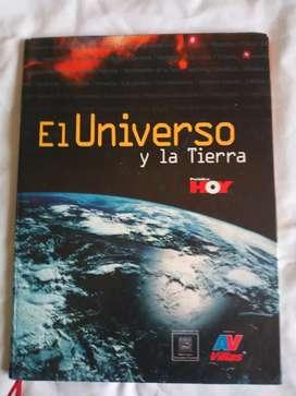 El universo y la tierra hoy