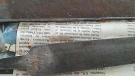 Lote 4 limas antiguas usadas