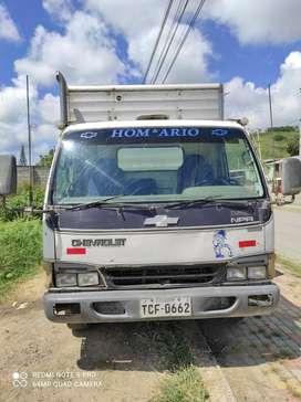 Chevrolet Npr Turbo Intercooler Inyección Directa