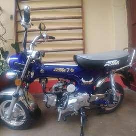 MOTO RTM -DX 70- 0km - 2019
