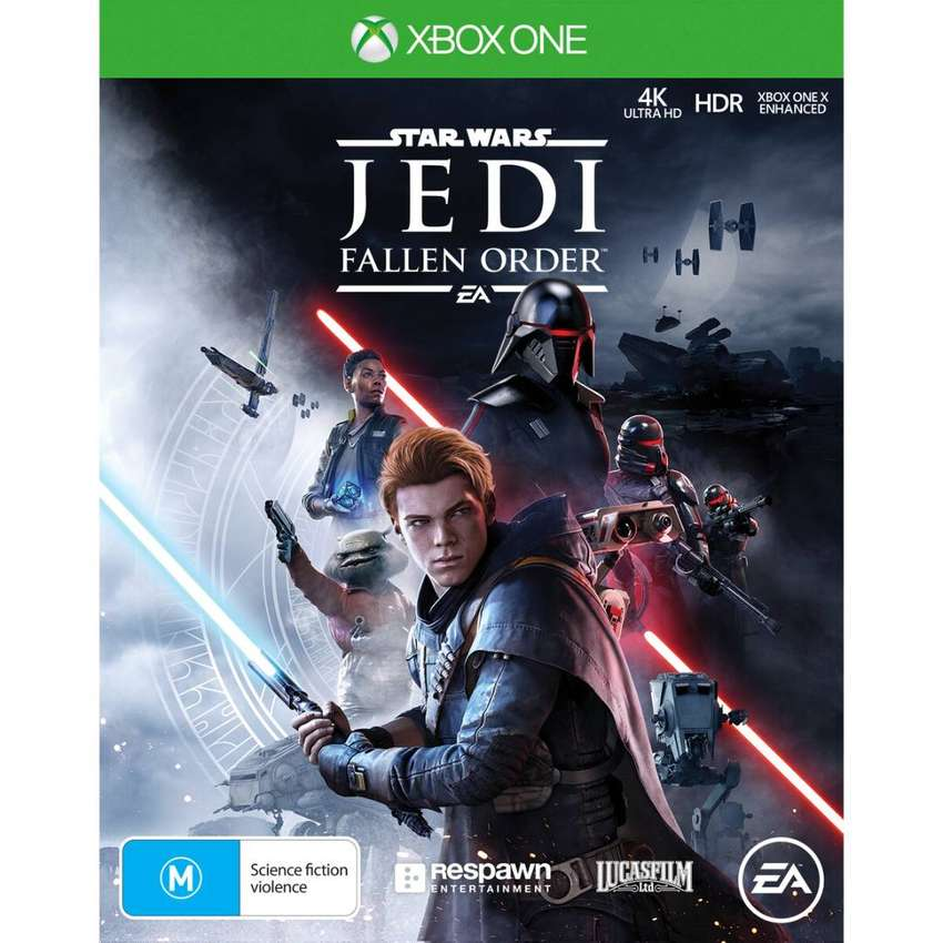 Star Wars Jedi Fallen Order Xbox One, Físico