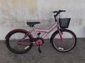 Bicicleta para niña aro 20