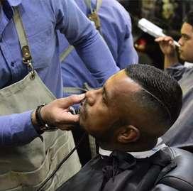 Barón Bárbon busca profesionales para laborar en barberías en duran