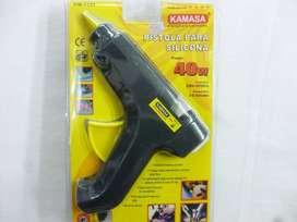 Pistola De Silicona Kamasa 40w Manualidades Doméstico