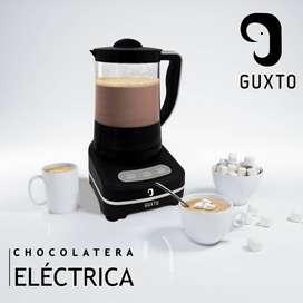 Chocolatera Eléctrica Guxto