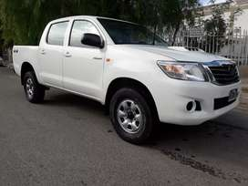 TOYOTA HILUX DX PACK 4X4 2012