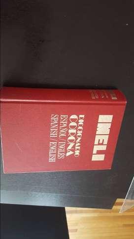 diccionario de ingles español