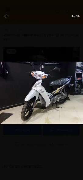 Yamaha CRYPTON 110 0KM MODELO 2021