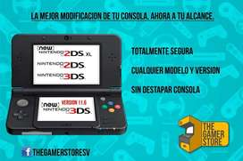 Modificación Nintendo 3ds